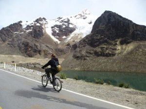 Tour en Bicicleta de Montaña (Punta olímpica - Carhuaz)
