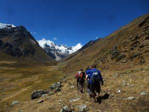 Cedros - Alpamayo: caminata de 9 días